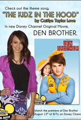 Постер фильма Брат Ден (2010)