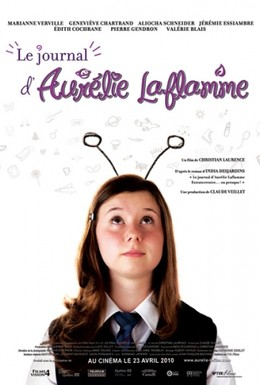 Постер фильма Дневник Аурелии Лафлам (2010)