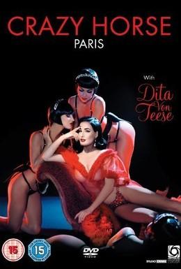 Постер фильма Дита Фон Тиз в Crazy Horse (2010)