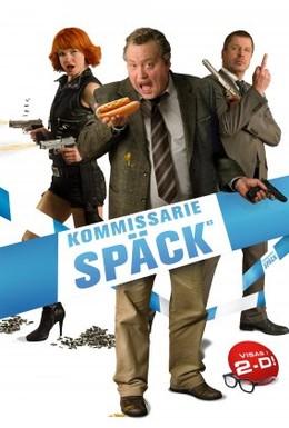 Постер фильма Комиссар Спак (2010)