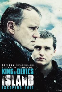 Постер фильма Король чёртова острова (2010)