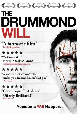 Постер фильма Завещание Драмонда (2010)