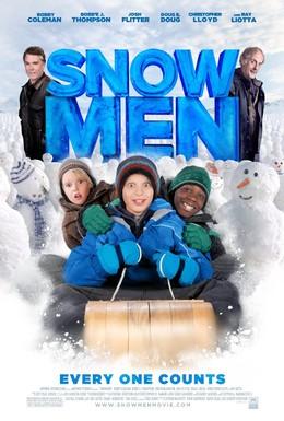 Постер фильма Снеговики (2010)