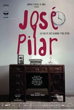Постер фильма Жозе и Пилар (2010)