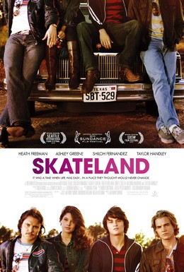 Постер фильма Скейтлэнд (2010)