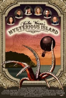 Постер фильма Приключение на таинственном острове (2012)