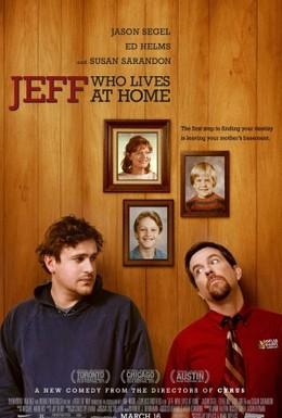 Постер фильма Джефф, живущий дома (2011)