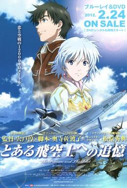 Постер фильма Принцесса и пилот (2011)