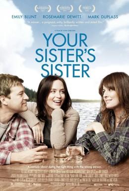 Постер фильма Сестра твоей сестры (2011)