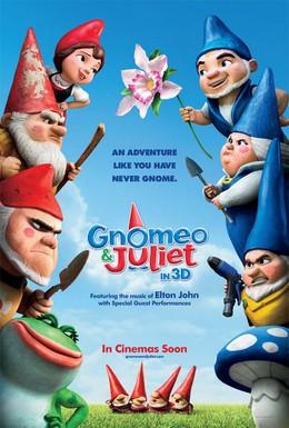 Постер фильма Гномео и Джульетта (2011)
