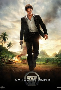 Постер фильма Ларго Винч II: Заговор в Бирме (2011)