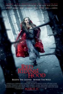 Постер фильма Красная Шапочка (2011)