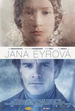 Постер фильма Джейн Эйр (2011)
