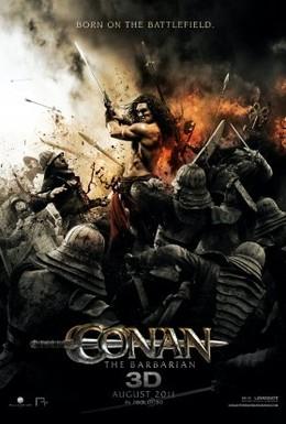 Постер фильма Конан-варвар (2011)