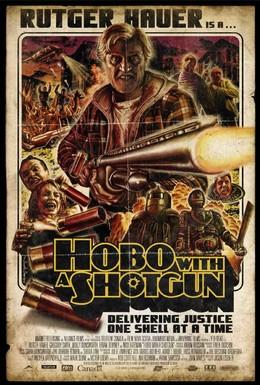 Постер фильма Бомж с дробовиком (2011)