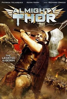 Постер фильма Могучий Тор (2011)