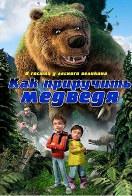 Постер фильма Как приручить медведя (2011)
