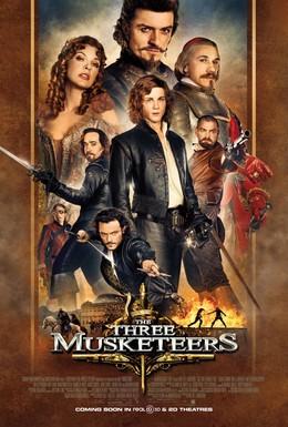 Постер фильма Мушкетёры (2011)