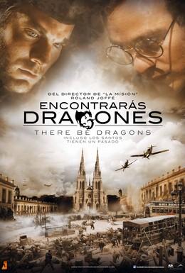 Постер фильма Там обитают драконы (2011)