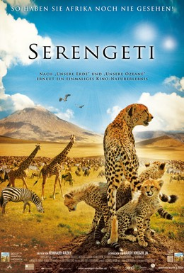 Постер фильма Национальный парк Серенгети (2011)