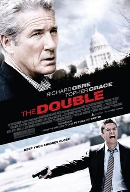 Постер фильма Двойной агент (2011)