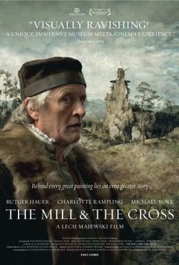 Постер фильма Мельница и крест (2011)