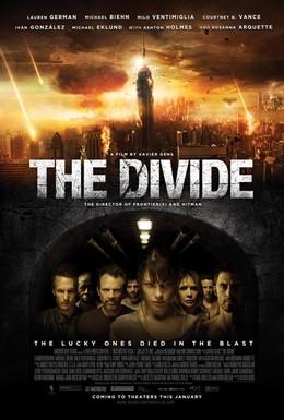 Постер фильма Разделитель (2011)