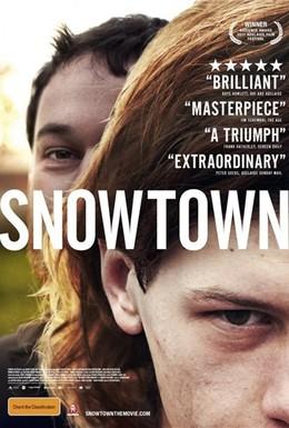 Постер фильма Снежный город (2011)
