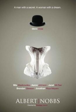 Постер фильма Таинственный Альберт Ноббс (2011)