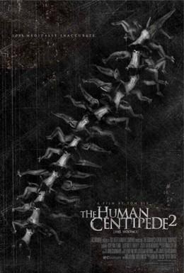 Постер фильма Человеческая многоножка 2 (2011)