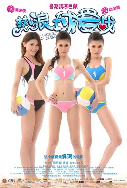 Постер фильма Пляжный волейбол (2011)