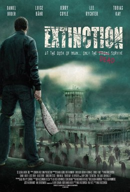Постер фильма Вымирание - Хроники генной модификации (2011)