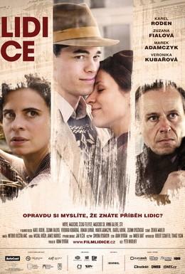 Постер фильма Лидице (2011)