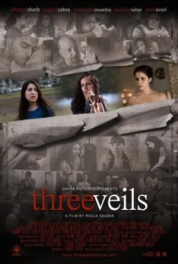 Постер фильма Три хиджаба (2011)