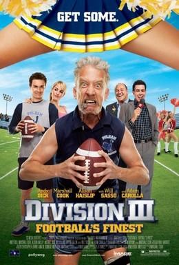 Постер фильма Третий дивизион (2011)