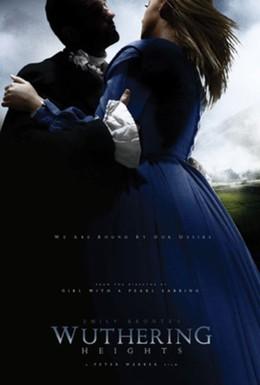 Постер фильма Грозовой перевал (2011)