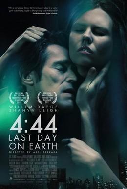 Постер фильма 4:44 Последний день на Земле (2011)