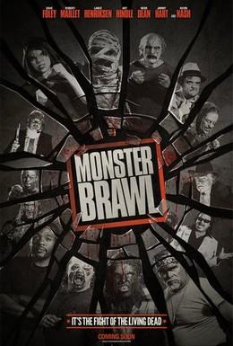Постер фильма Битва монстров (2011)