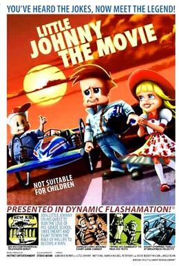 Постер фильма Малыш Джонни: Кино (2011)