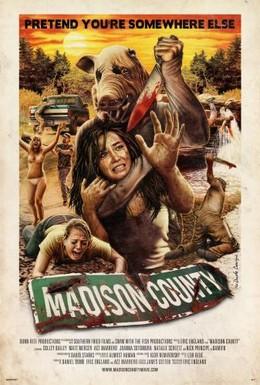 Постер фильма Округ Мэдисон (2011)