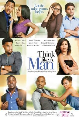 Постер фильма Думай, как мужчина (2012)