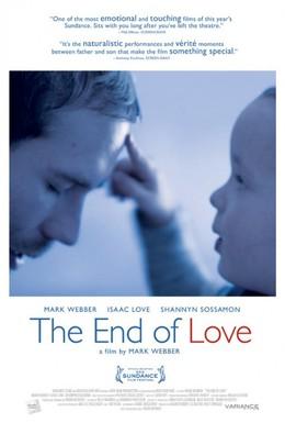 Постер фильма Конец любви (2012)