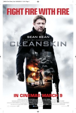 Постер фильма Чистая кожа (2012)