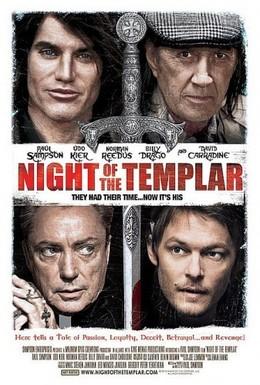 Постер фильма Ночь тамплиера (2013)