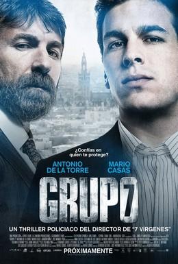 Постер фильма Группа 7 (2012)