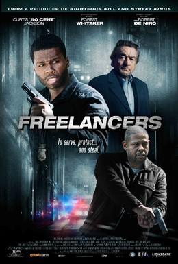 Постер фильма Фрилансеры (2012)