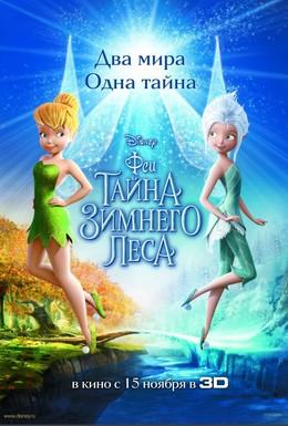Постер фильма Феи: Тайна зимнего леса (2012)
