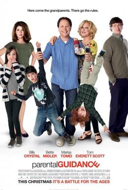 Постер фильма Родительский беспредел (2012)