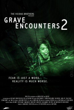 Постер фильма Искатели могил 2 (2012)