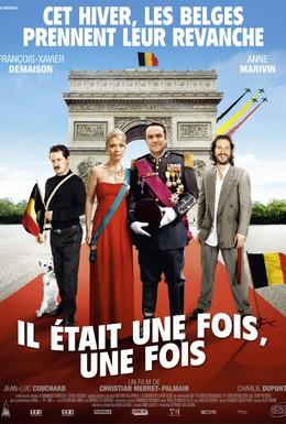 Постер фильма Ограбление по-бельгийски (2012)